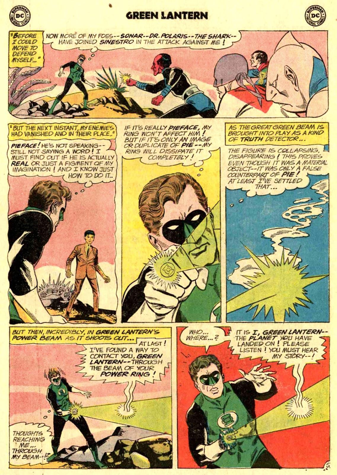Green Lantern (1960) Issue #24 #27 - English 26