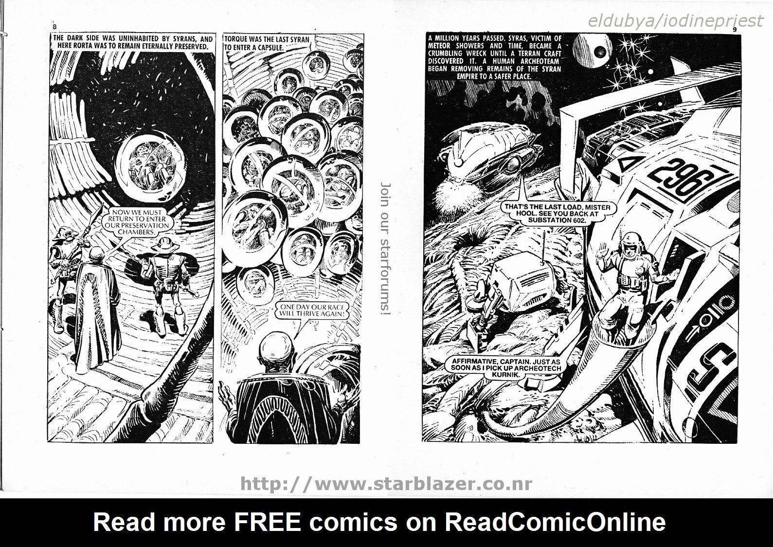Starblazer issue 171 - Page 6