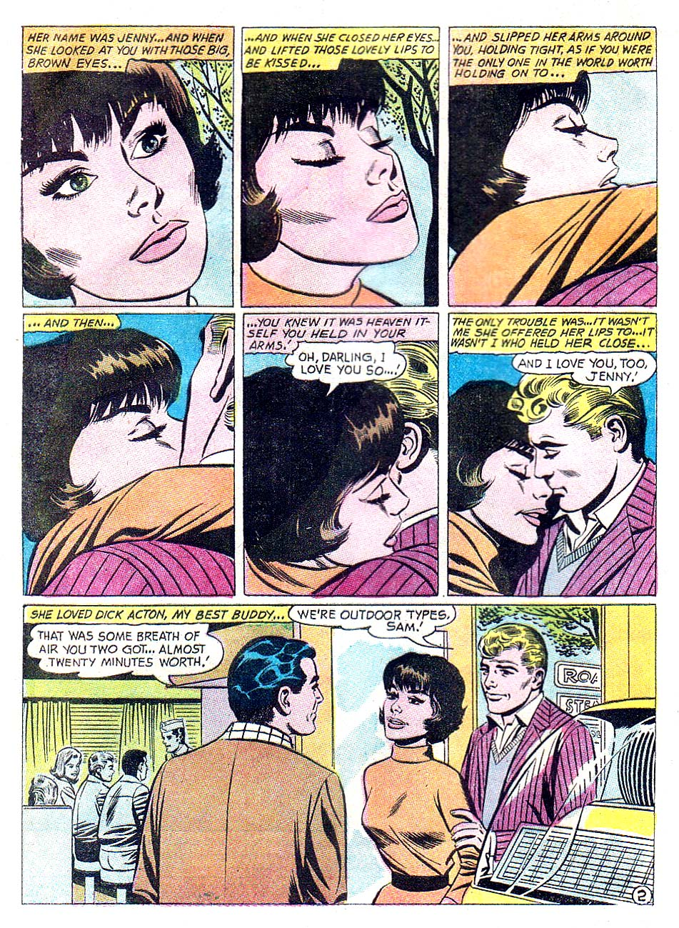 Young Romance issue 146 - Page 4