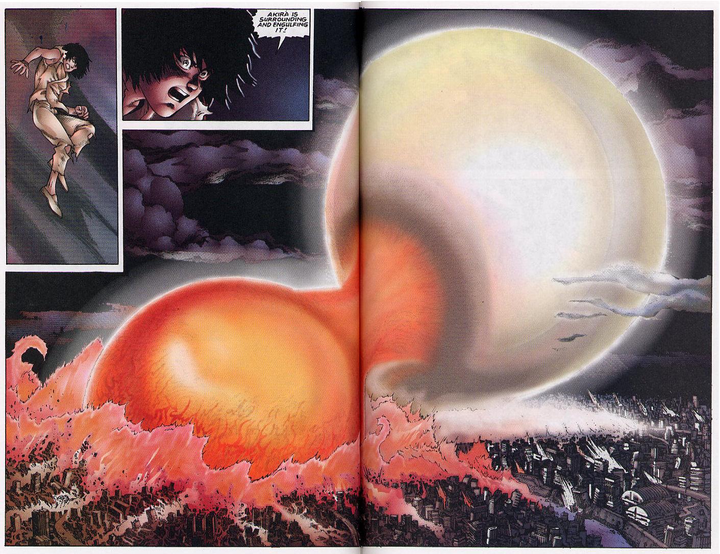 Read online Akira comic -  Issue #36 - 45