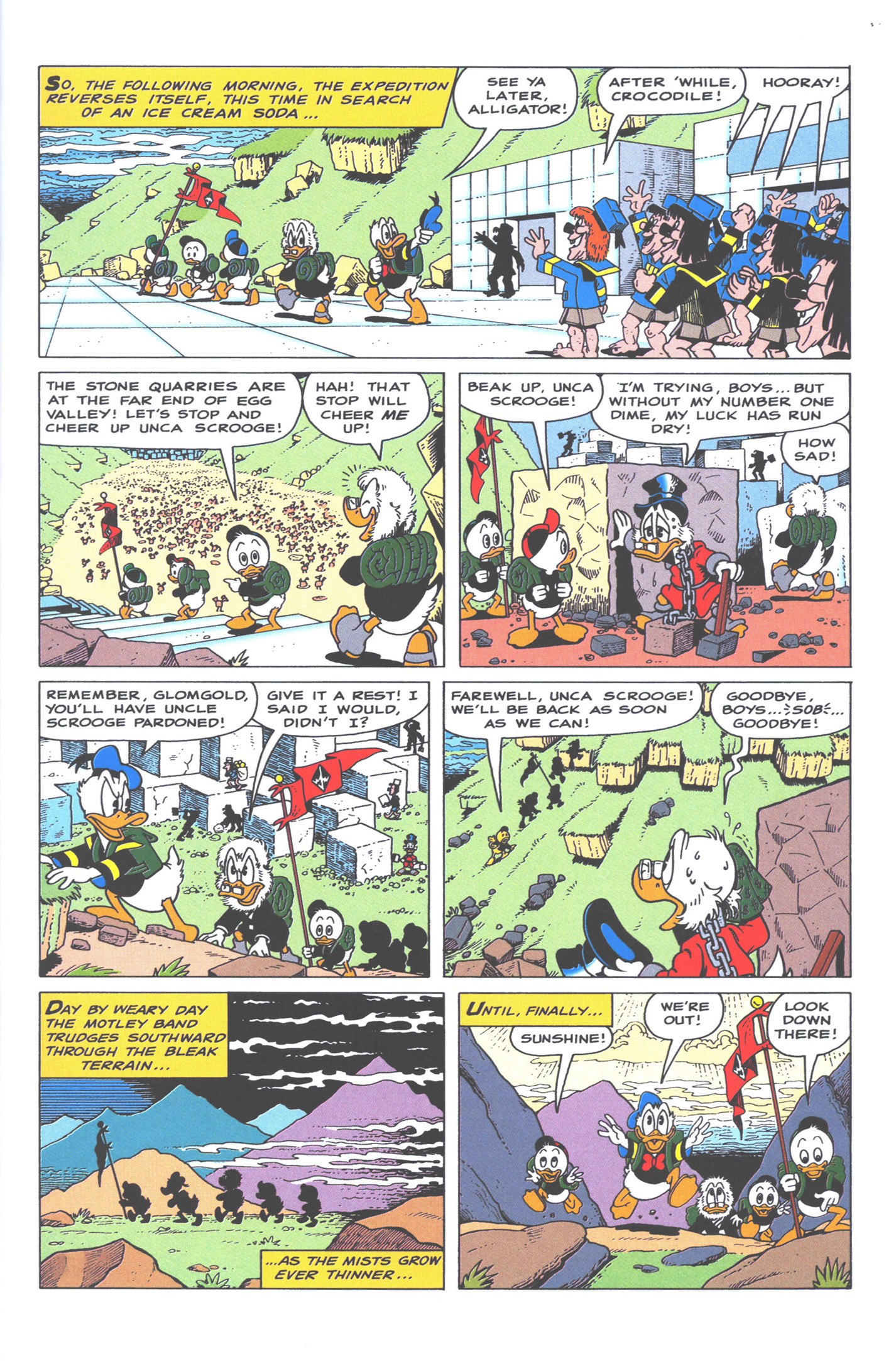 Read online Uncle Scrooge (1953) comic -  Issue #362 - 21