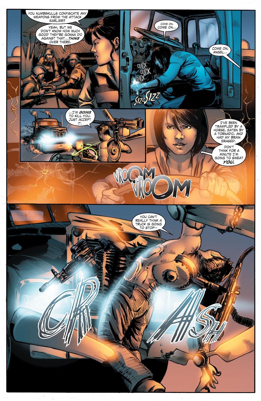 Read online Smallville Season 11 [II] comic -  Issue # TPB 4 - 138
