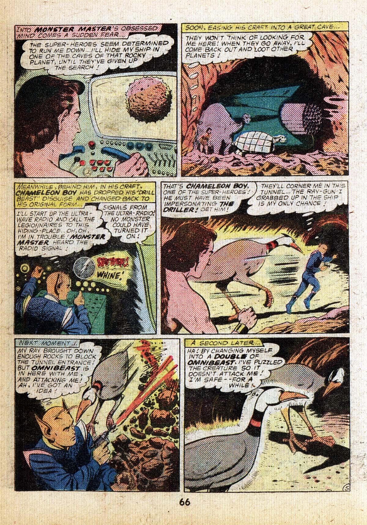Read online Adventure Comics (1938) comic -  Issue #500 - 66