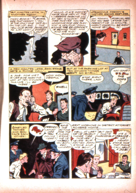 Read online Sensation (Mystery) Comics comic -  Issue #20 - 29