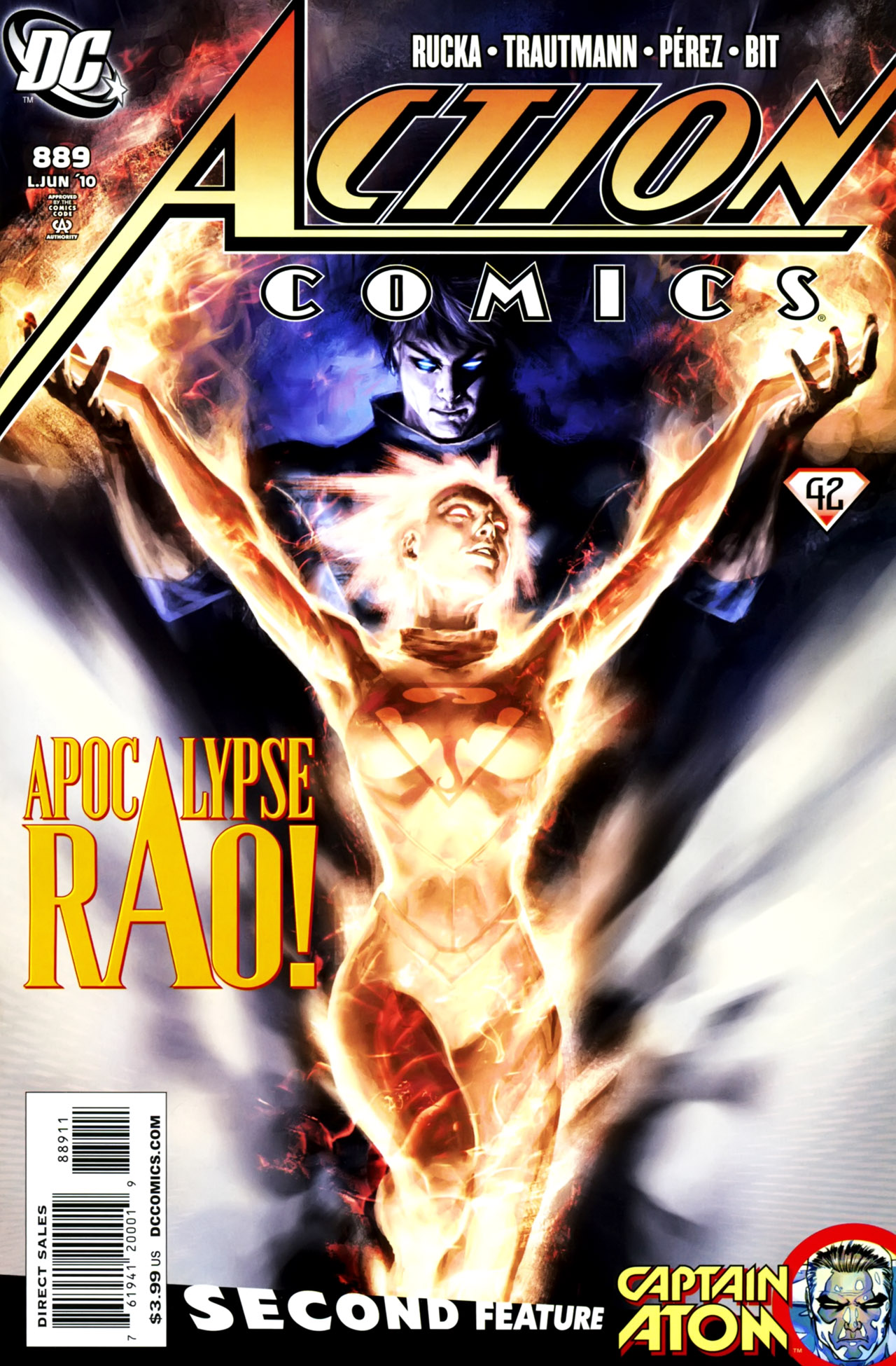 Action Comics (1938) 889 Page 1