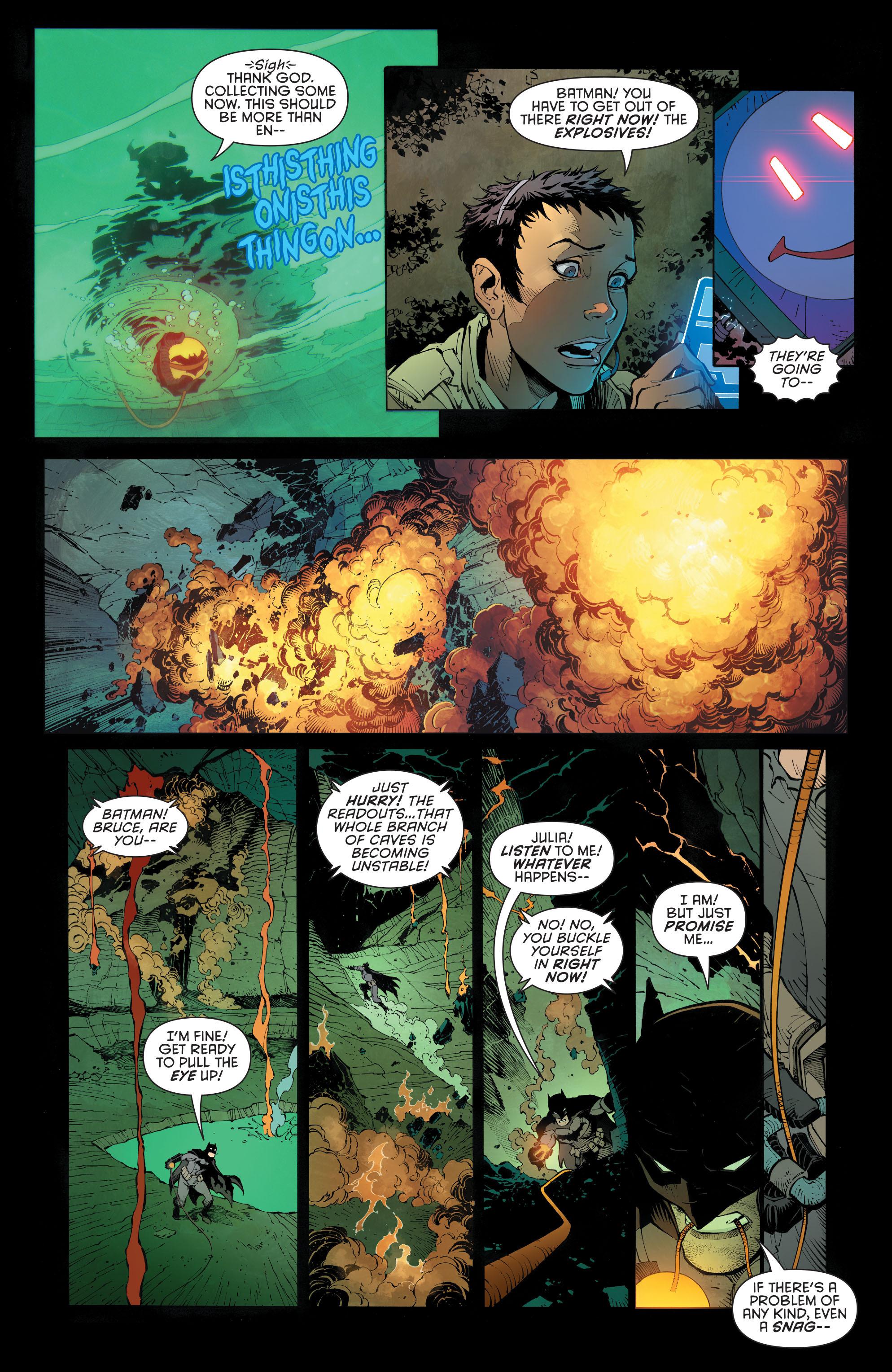 Read online Batman (2011) comic -  Issue # _TPB 7 - 134