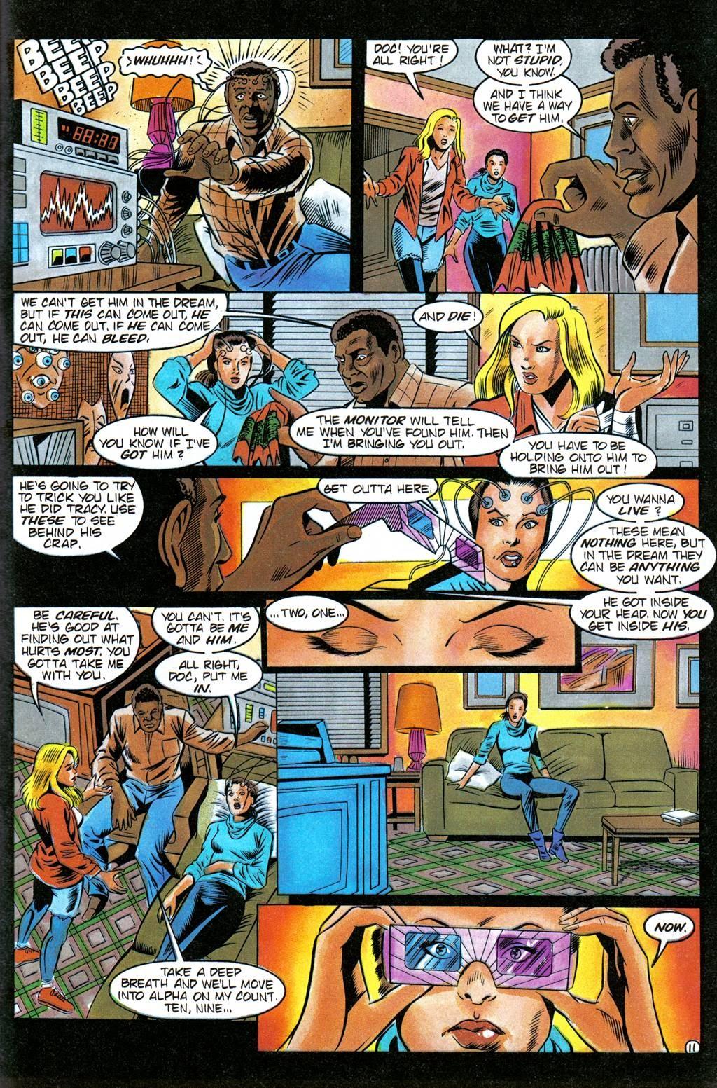 Read online Freddy's Dead: The Final Nightmare comic -  Issue #3 - 13