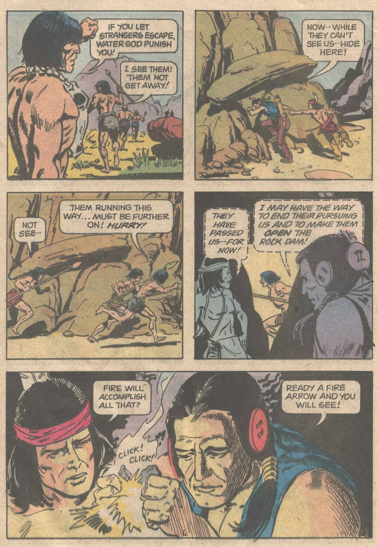 Read online Turok, Son of Stone comic -  Issue #117 - 12
