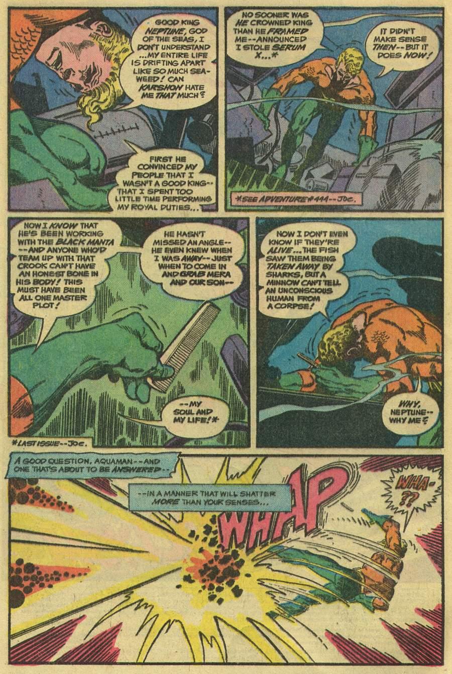 Read online Adventure Comics (1938) comic -  Issue #448 - 4