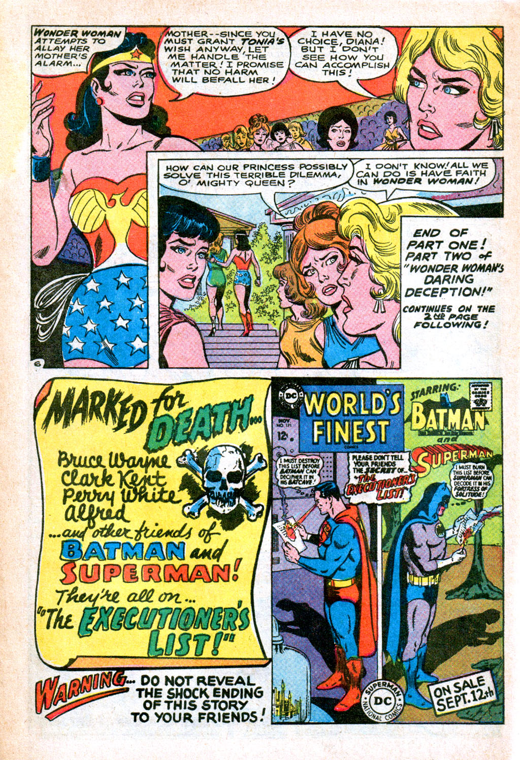 Read online Wonder Woman (1942) comic -  Issue #173 - 8