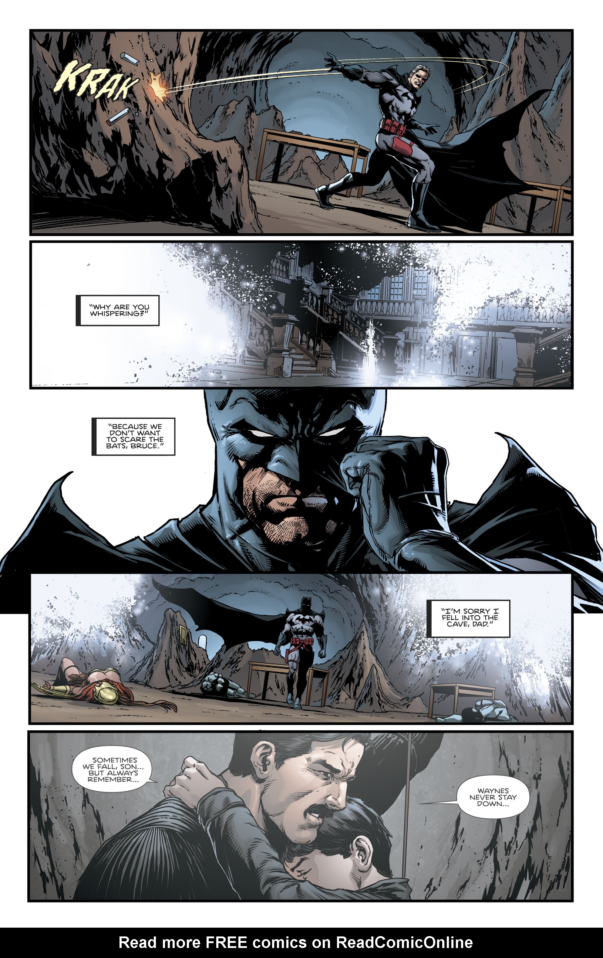 Read online Batman (2016) comic -  Issue #22 - 18