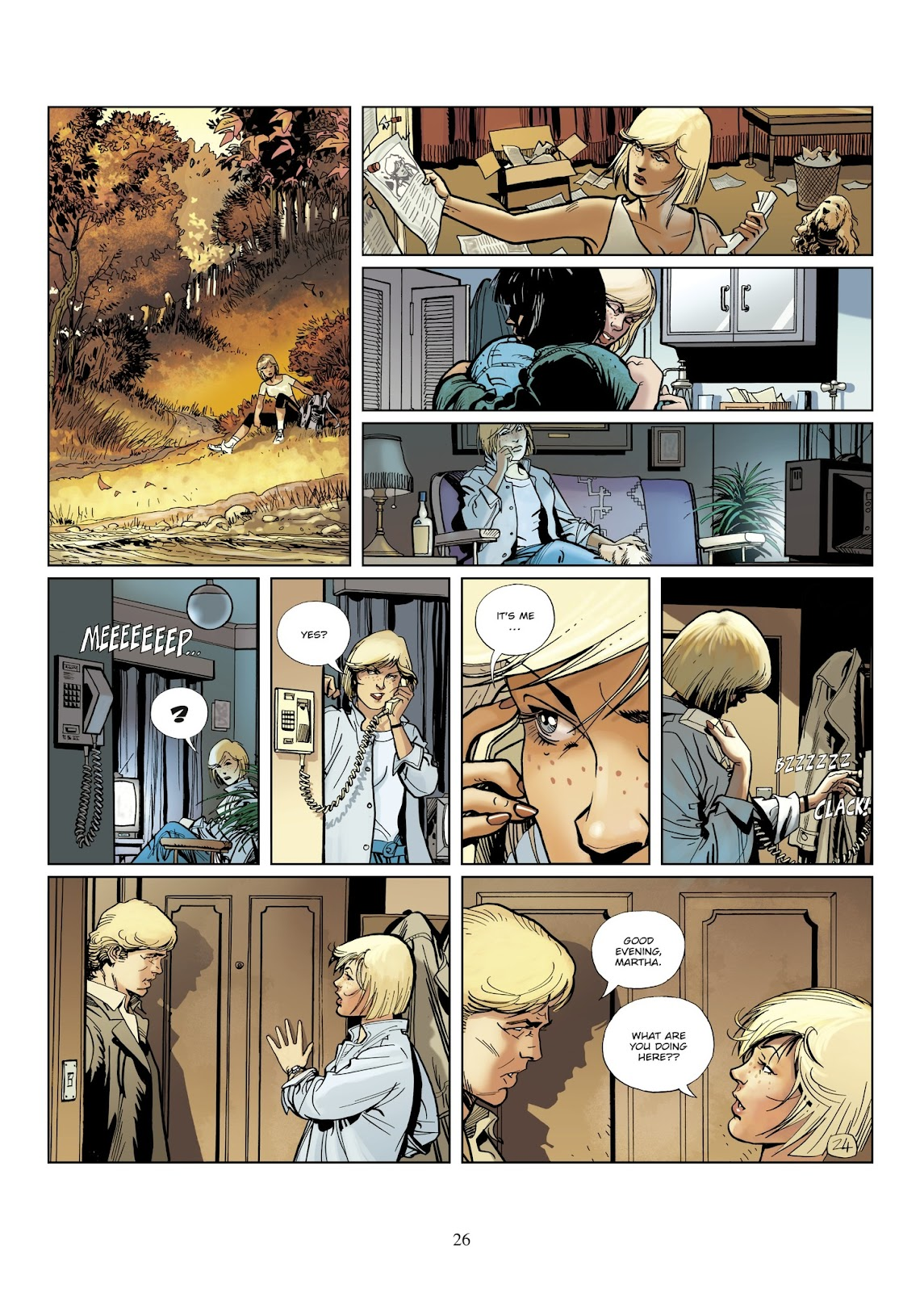 XIII Mystery issue 8 - Page 28