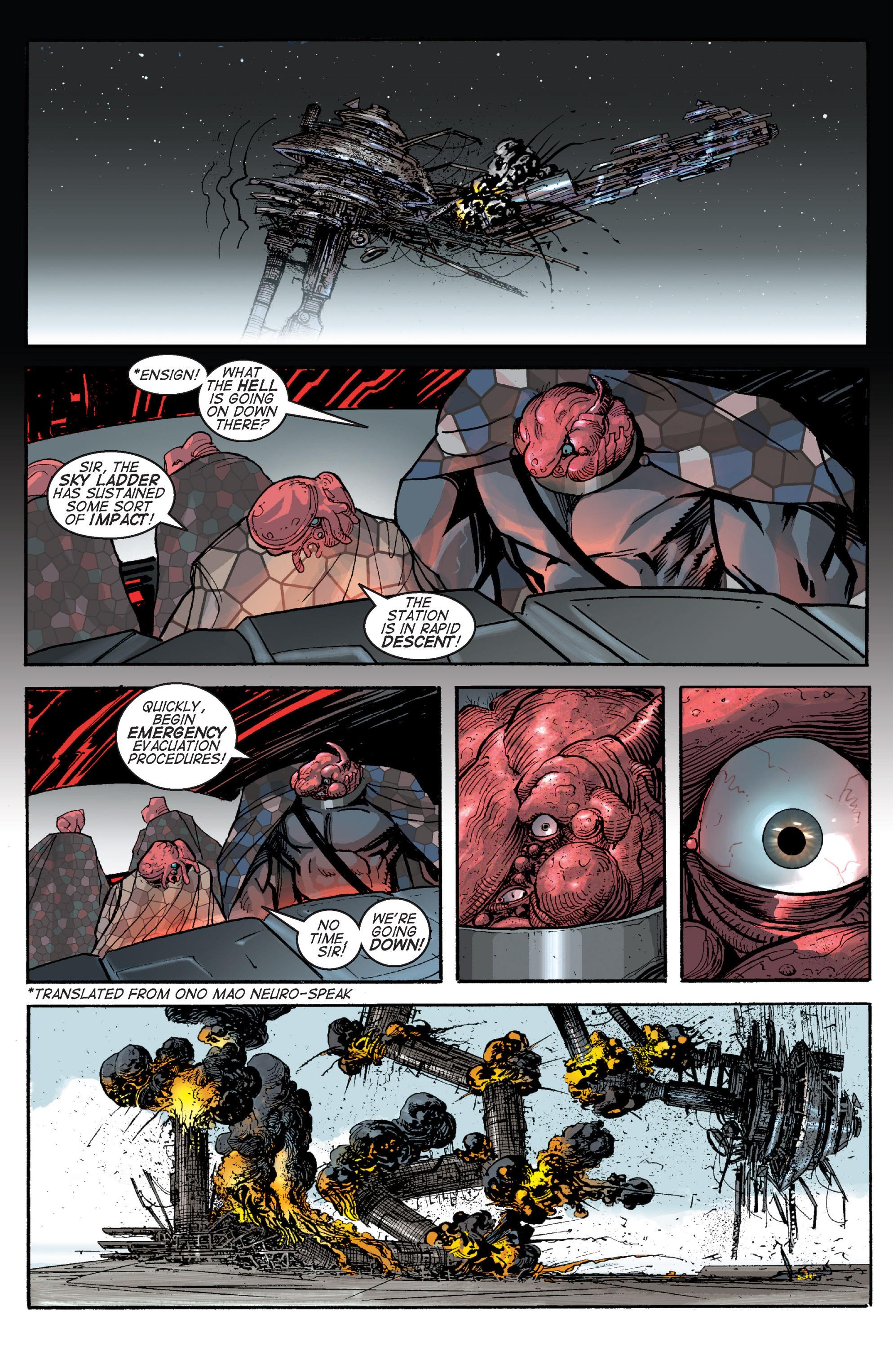 Read online Planetoid comic -  Issue # TPB - 160