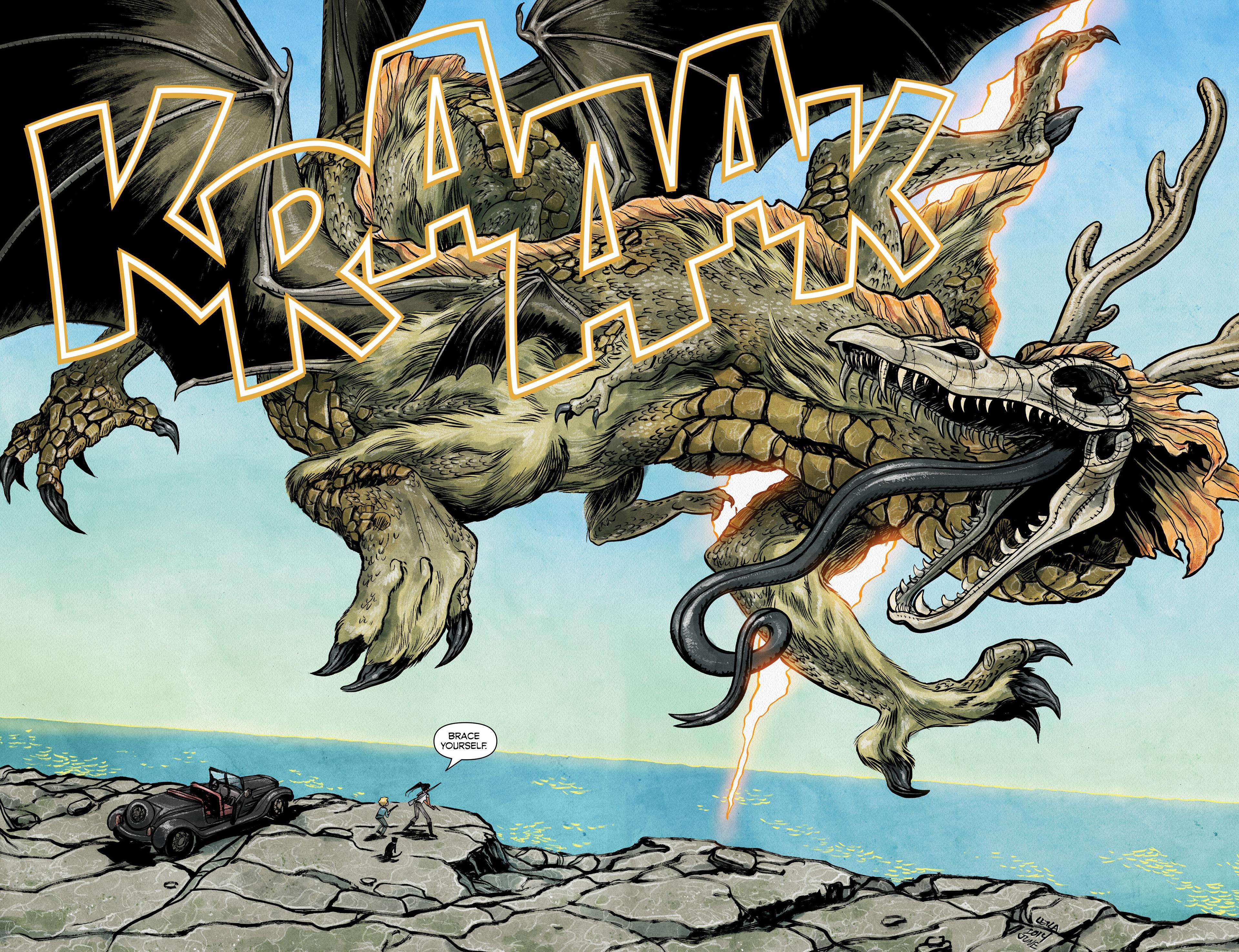 Read online Shutter comic -  Issue #6 - 23