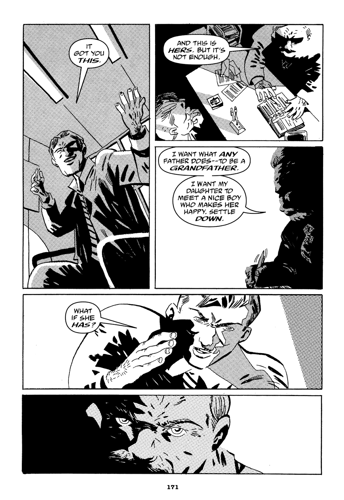 Read online Filthy Rich comic -  Issue # TPB (Part 2) - 76