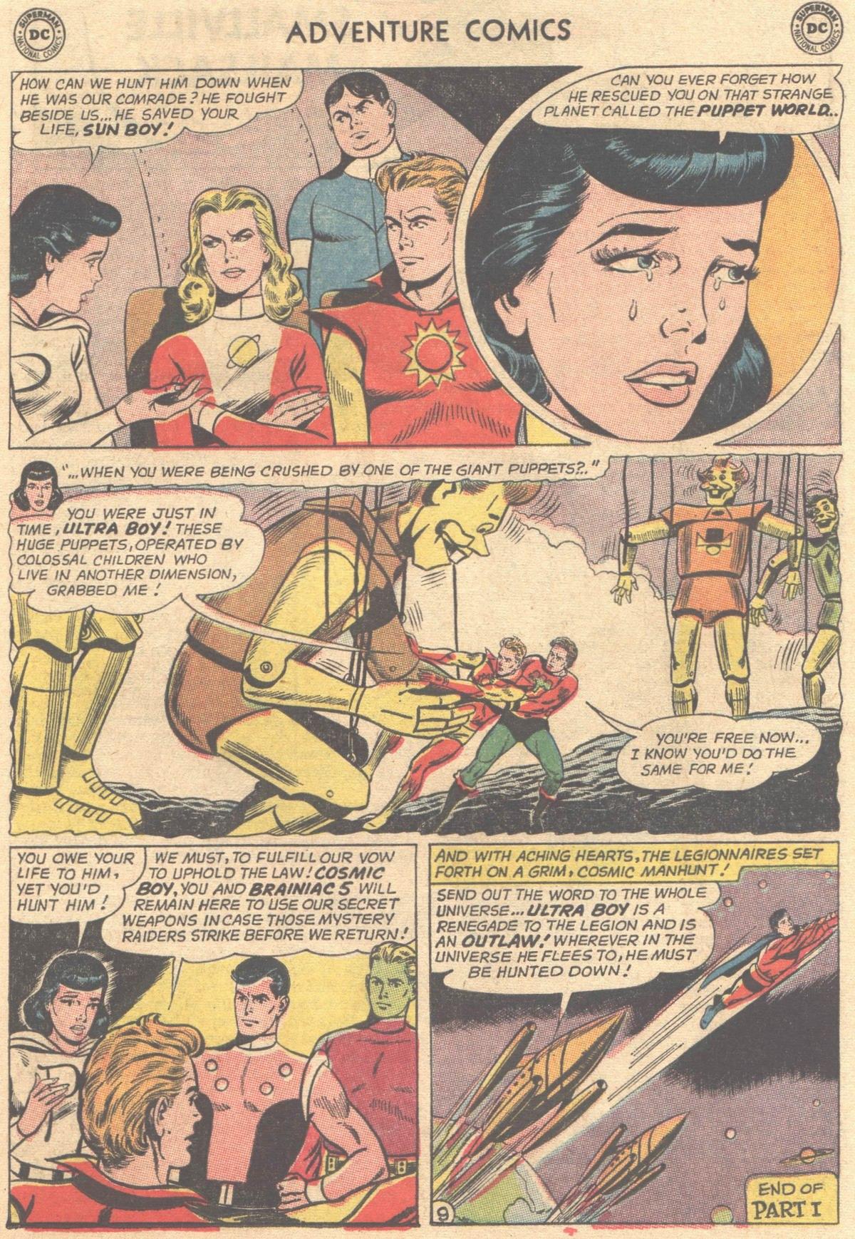 Read online Adventure Comics (1938) comic -  Issue #316 - 11
