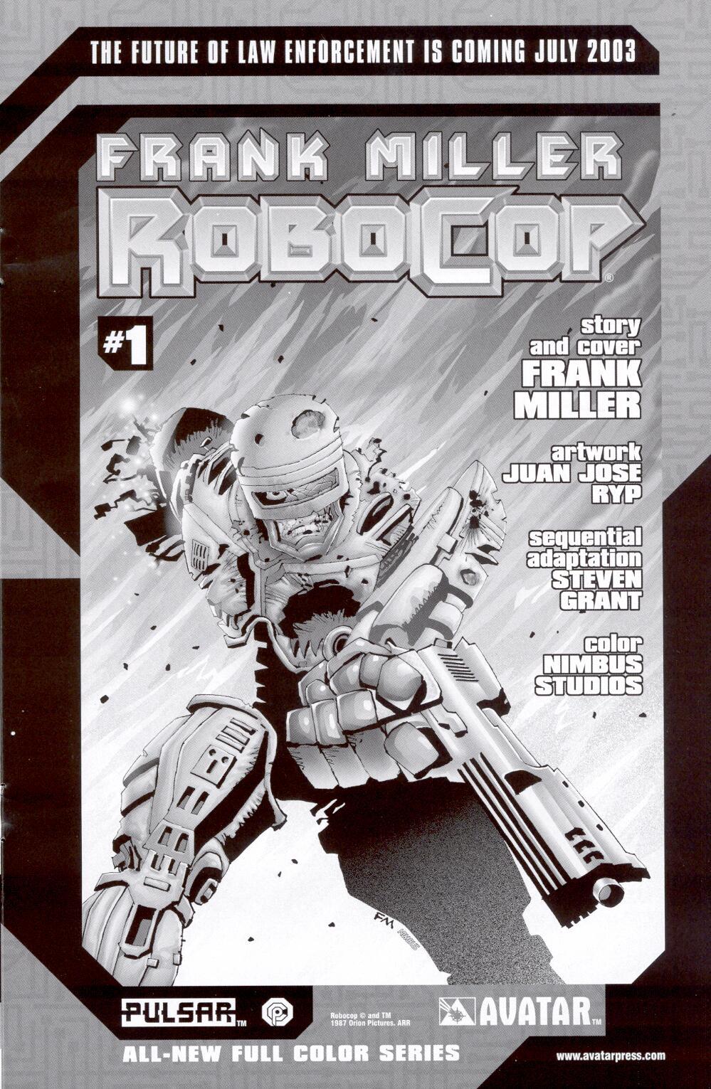 Read online Jungle Fantasy (2002) comic -  Issue #3 - 3