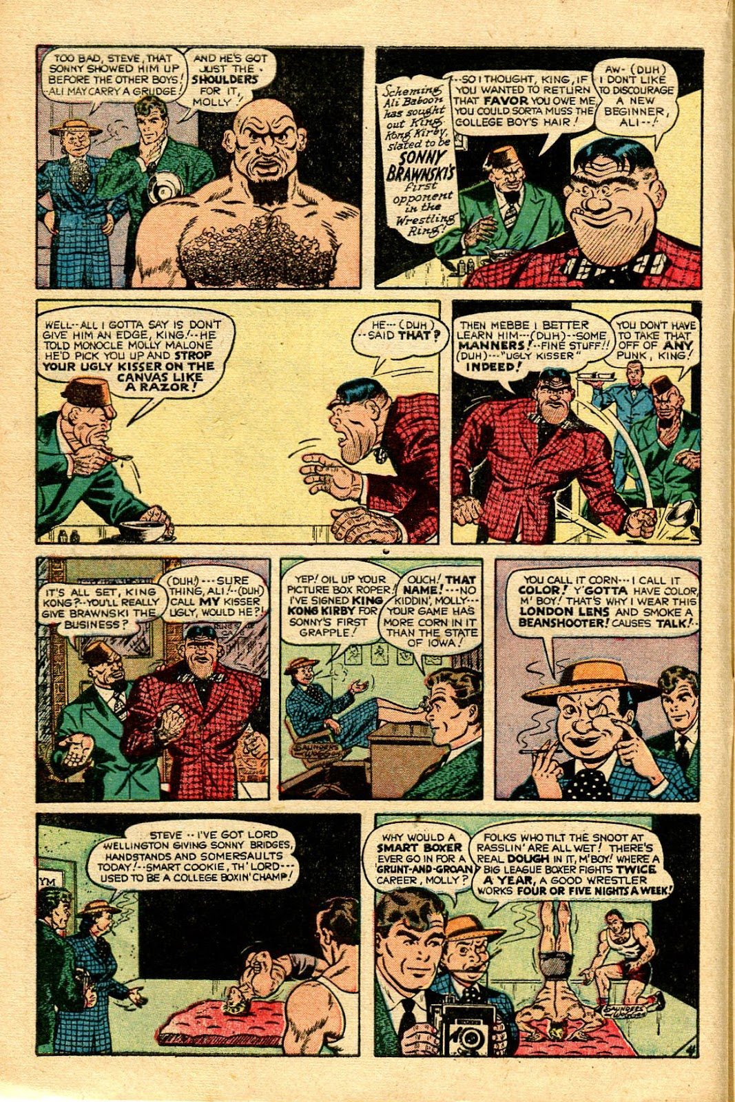 Read online Famous Funnies comic -  Issue #188 - 11