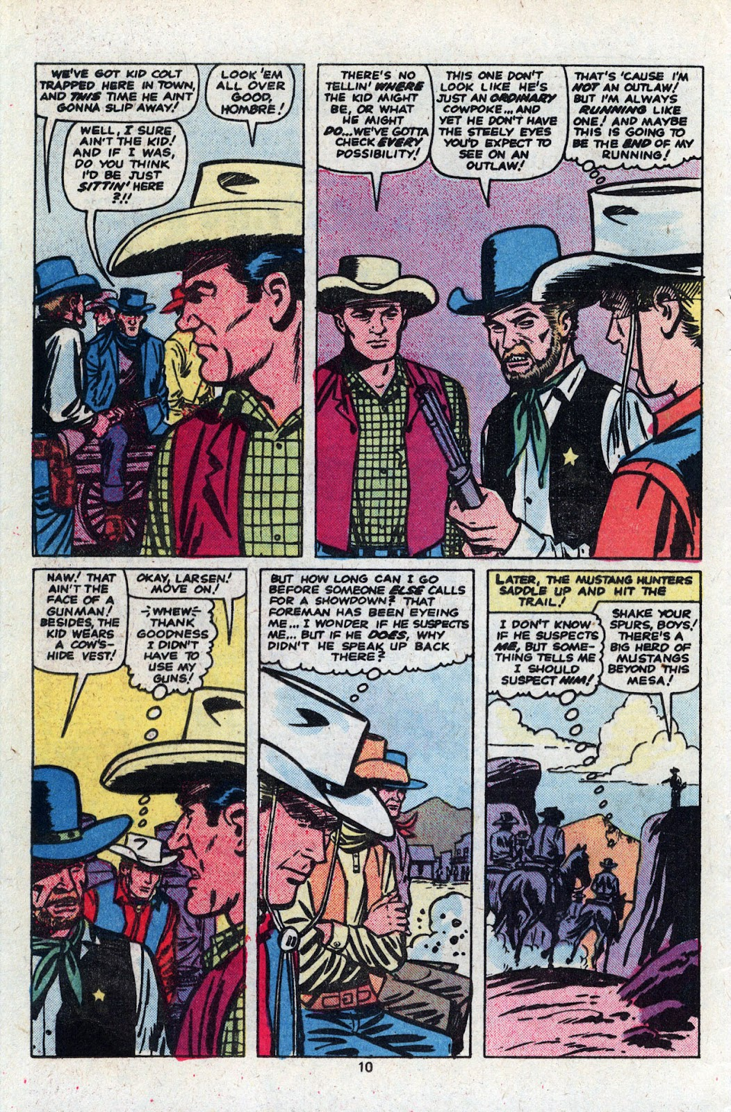 Kid Colt Outlaw issue 227 - Page 12