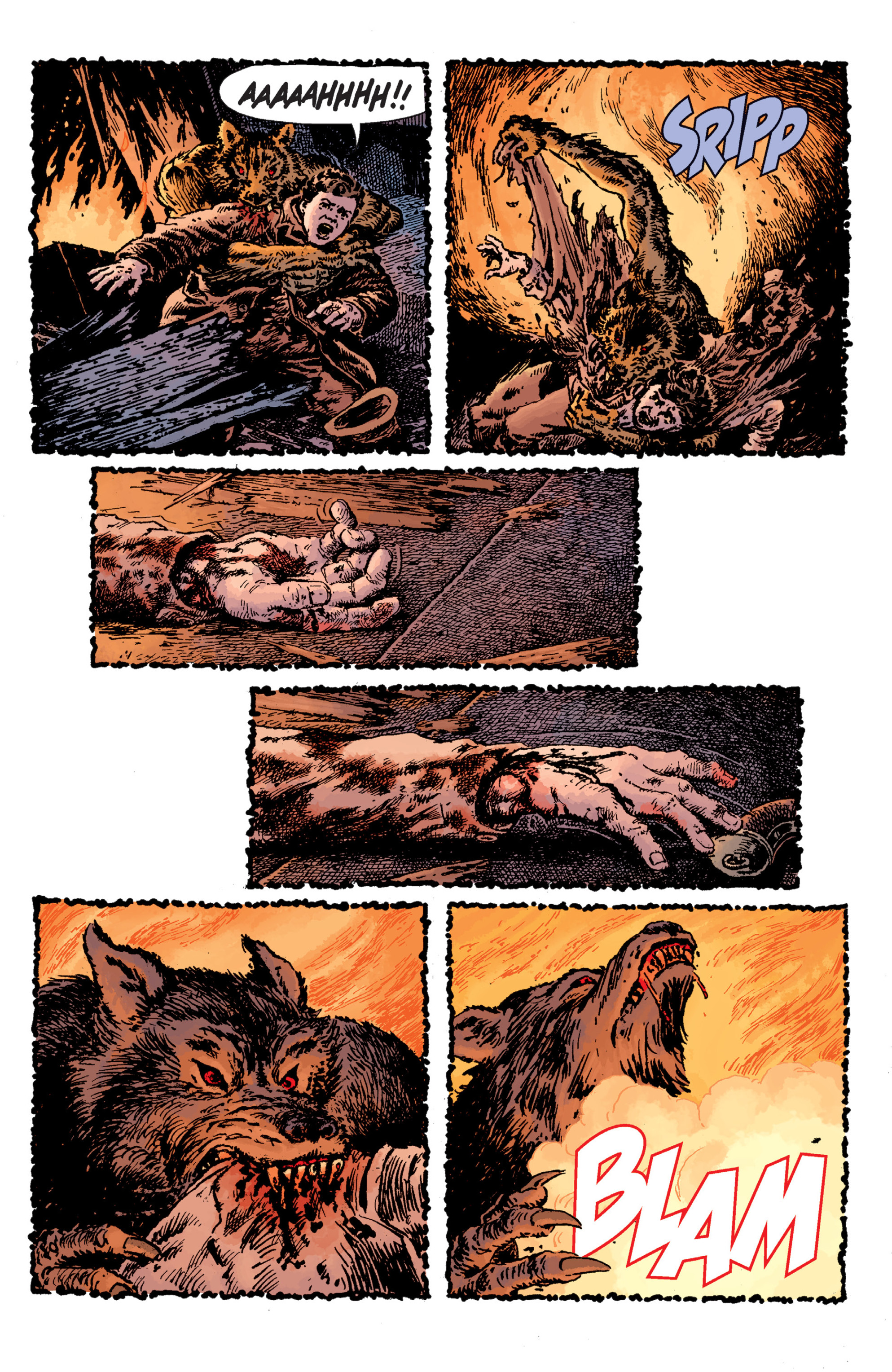 Read online Sir Edward Grey, Witchfinder: Lost and Gone Forever comic -  Issue # TPB - 44