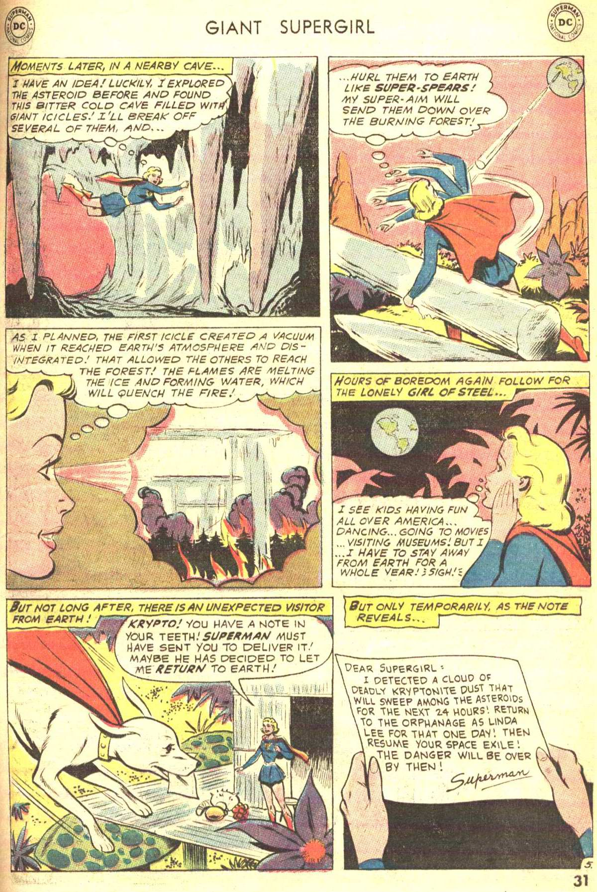 Read online Action Comics (1938) comic -  Issue #373 - 30