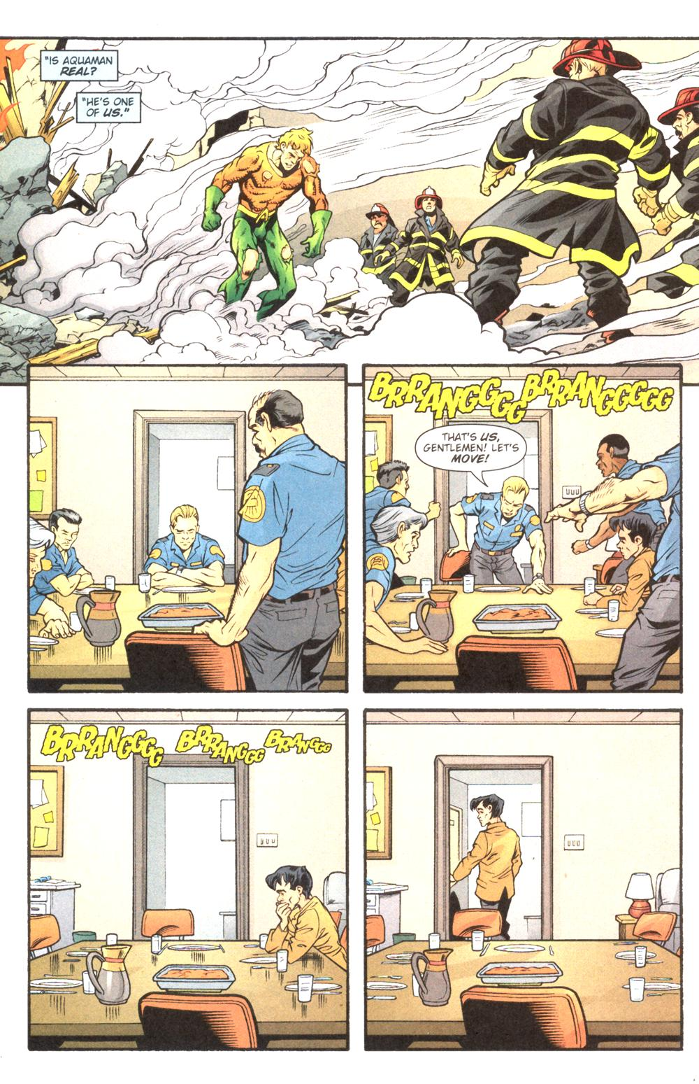 Read online Aquaman (2003) comic -  Issue #14 - 17