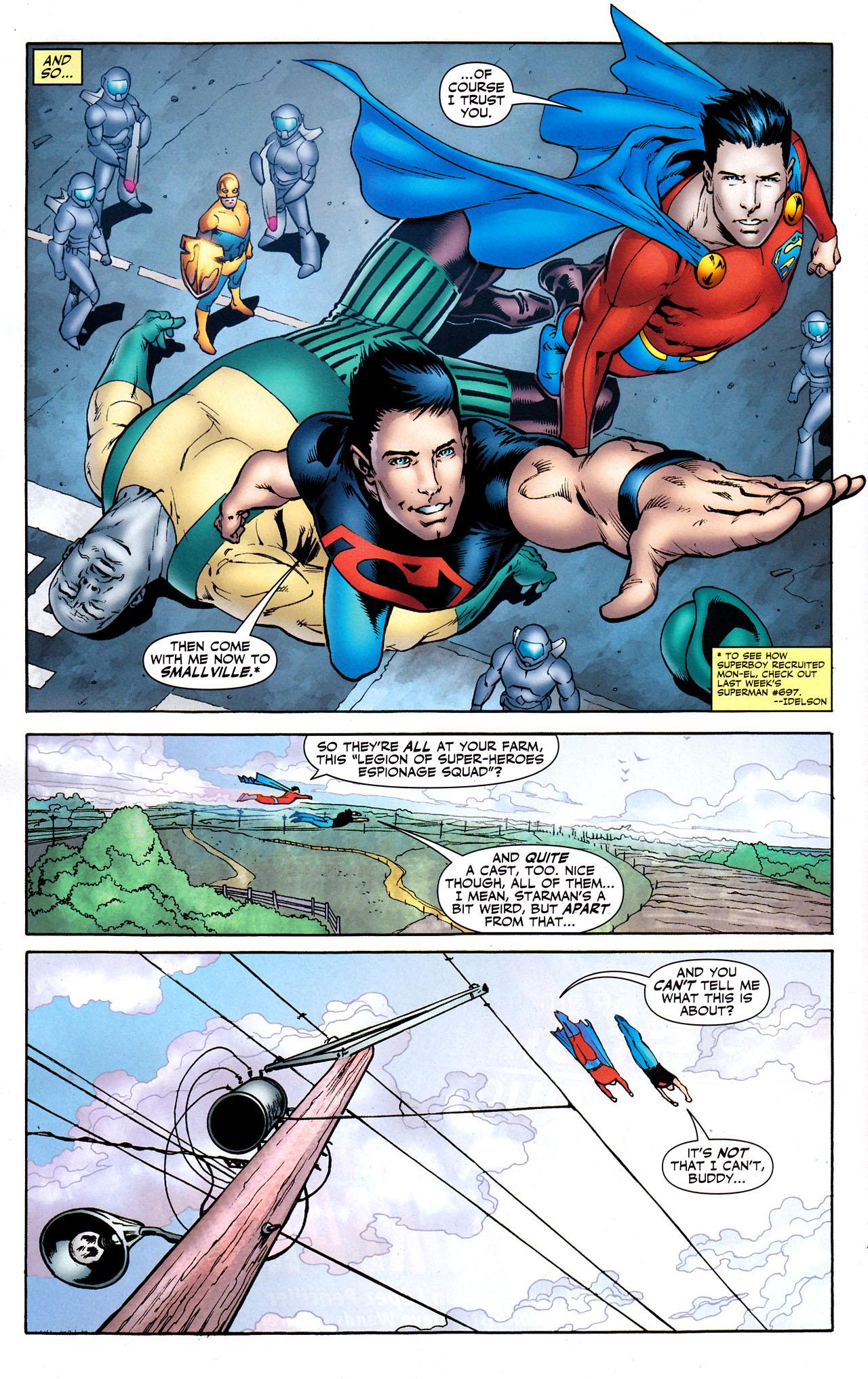Read online Adventure Comics (2009) comic -  Issue #8 - 15