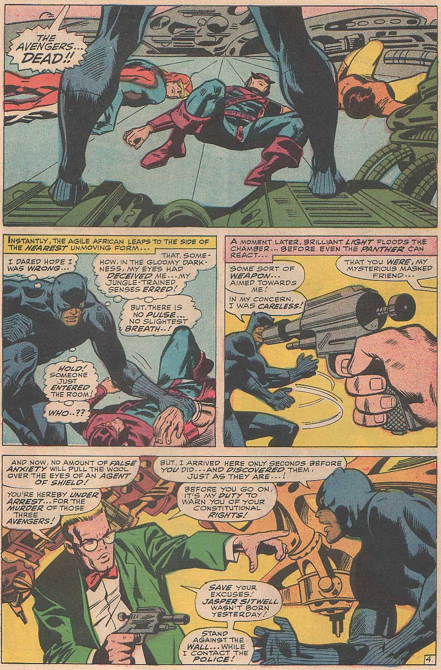 The Avengers (1963) 52 Page 4