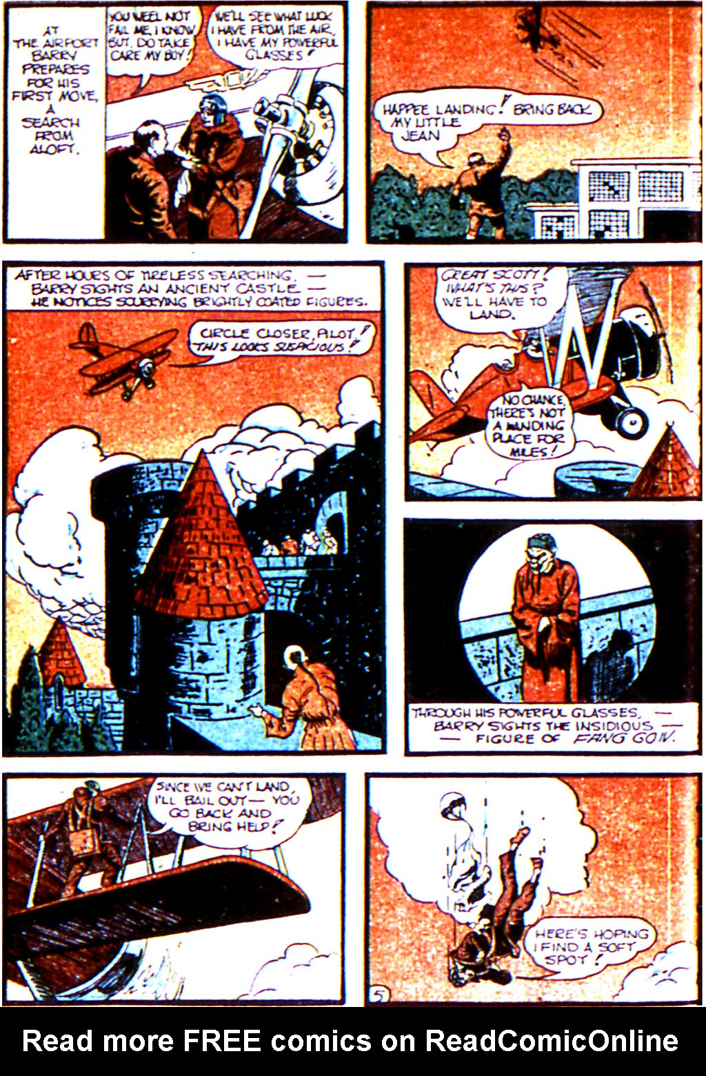 Read online Adventure Comics (1938) comic -  Issue #45 - 18