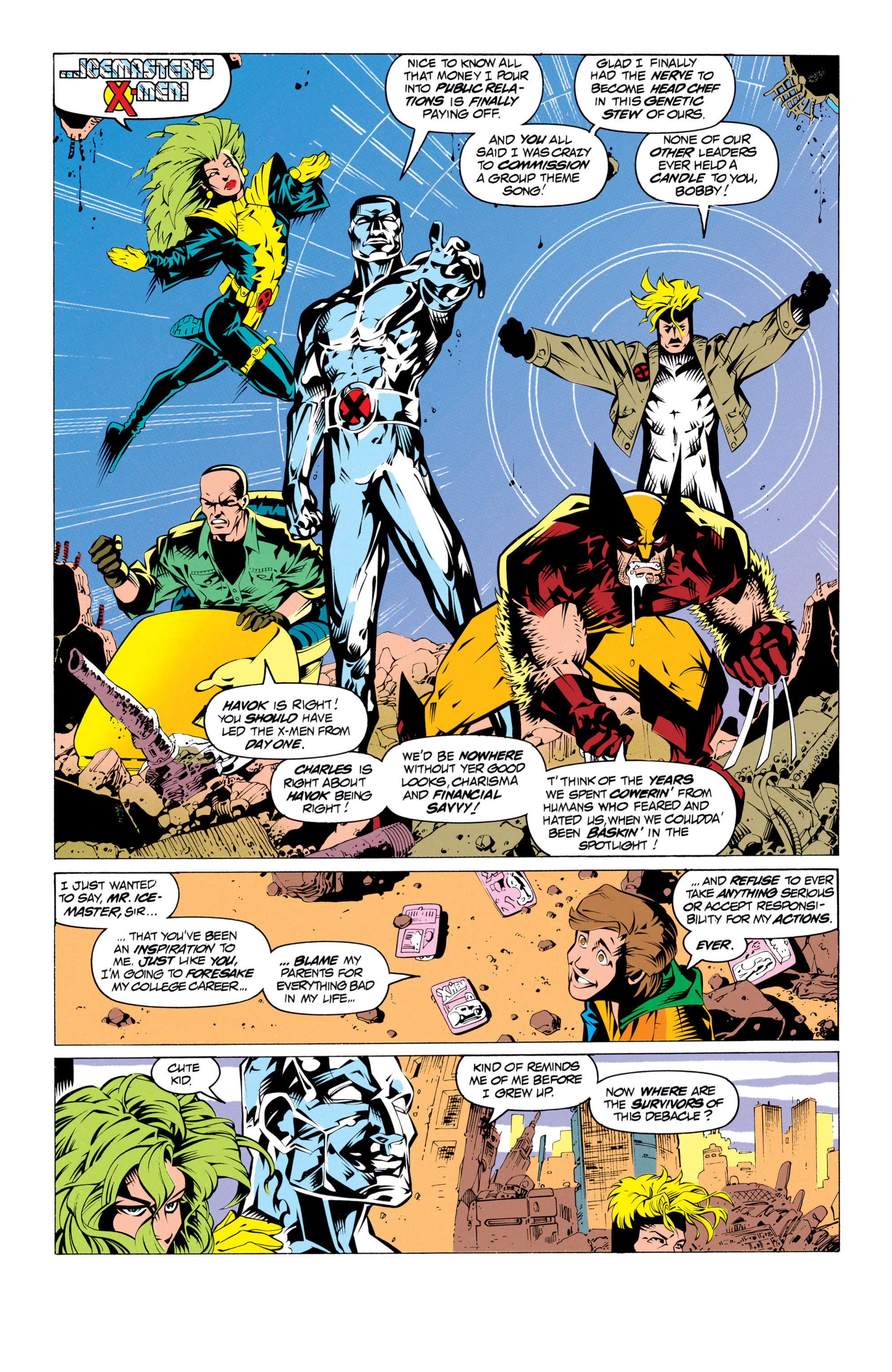 Read online Uncanny X-Men (1963) comic -  Issue # _Annual 17 - 12