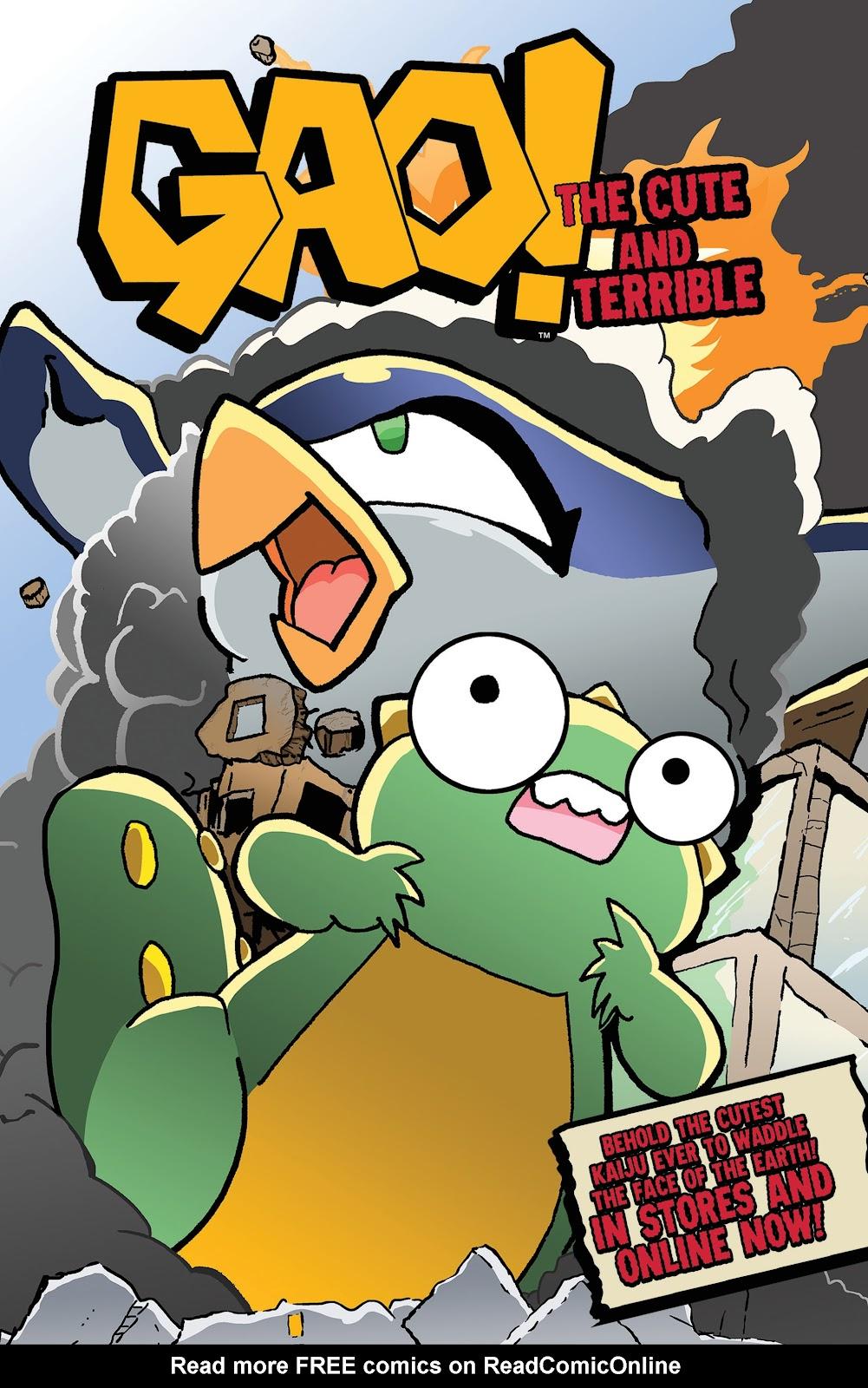 Read online Plush comic -  Issue #2 - 28