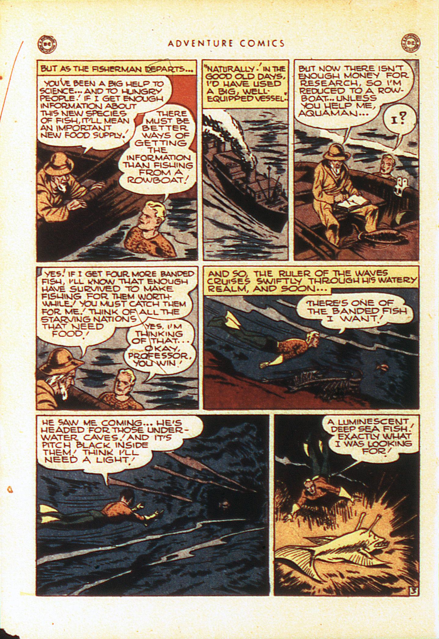 Read online Adventure Comics (1938) comic -  Issue #104 - 25