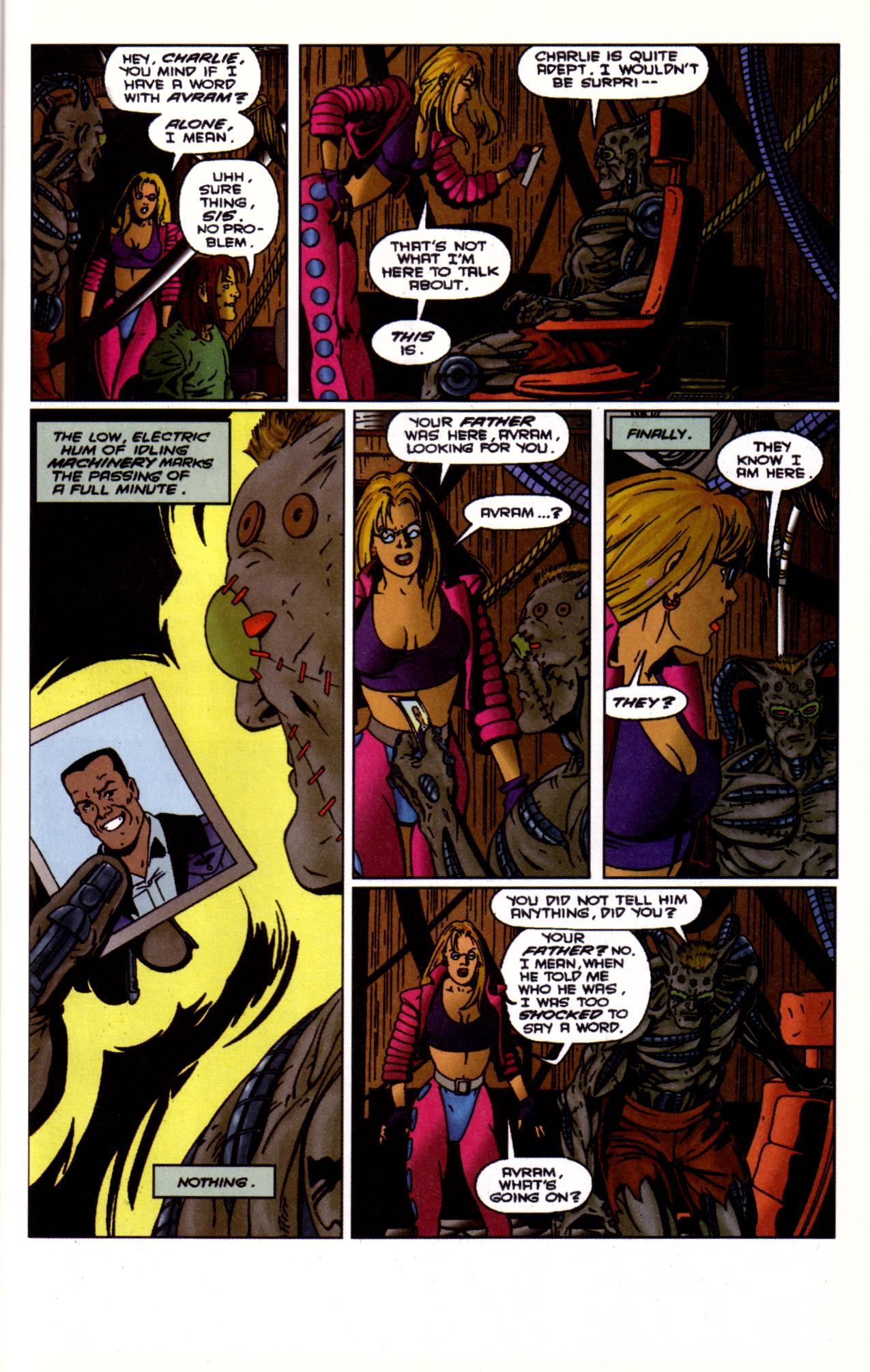 Barb Wire (1994) issue 4 - Page 14