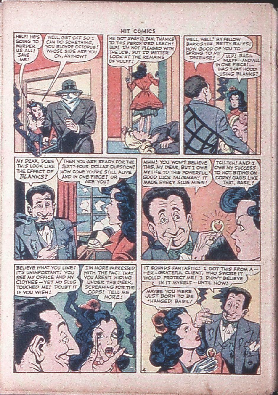 Read online Hit Comics comic -  Issue #36 - 54