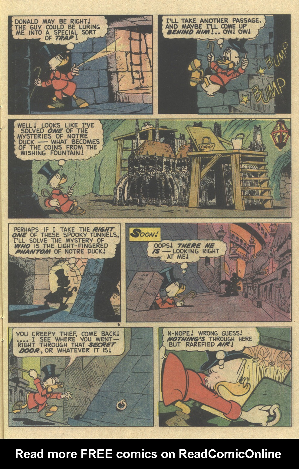 Read online Uncle Scrooge (1953) comic -  Issue #184 - 11