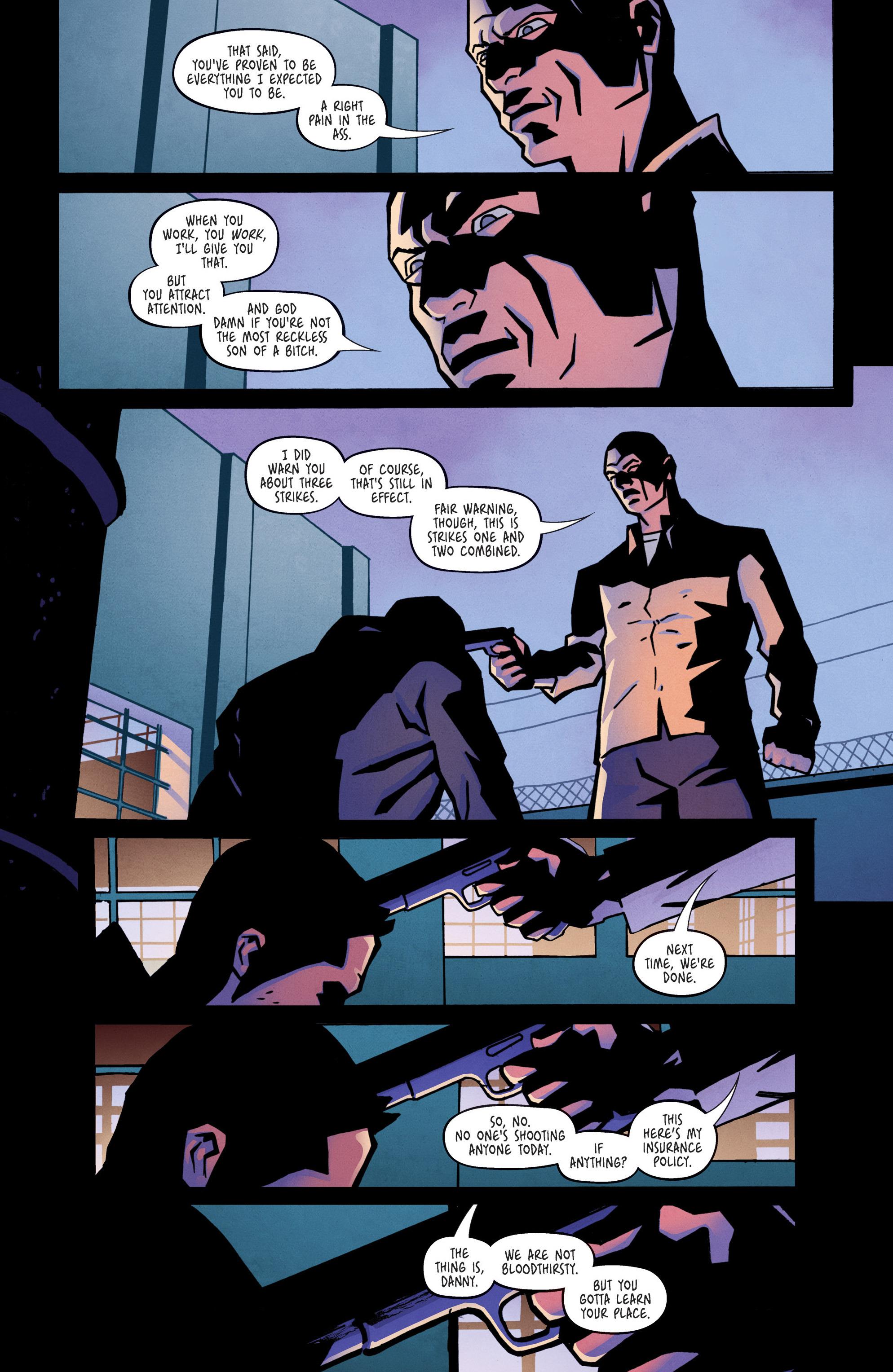 Read online Ringside comic -  Issue #10 - 3