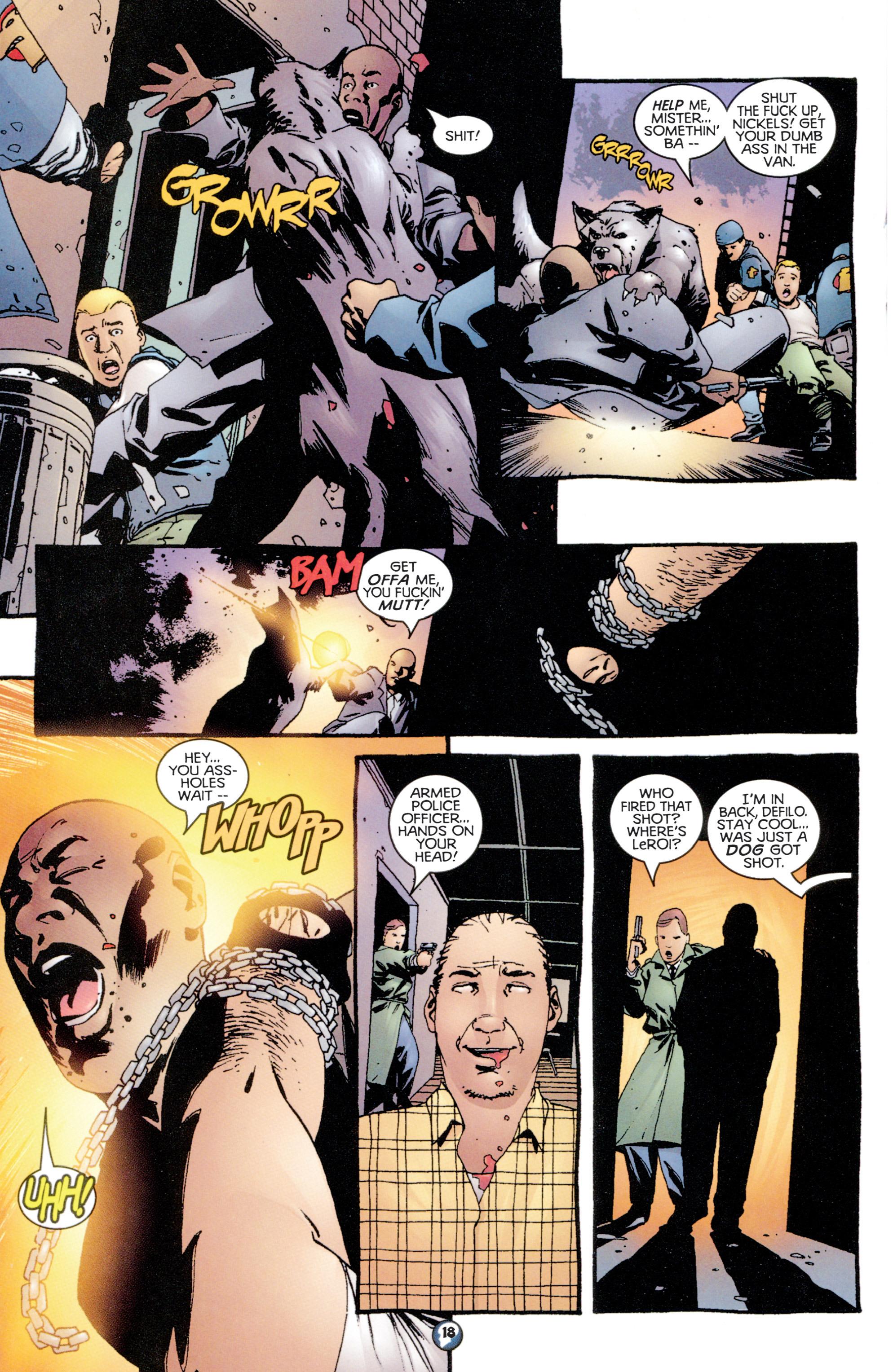 Read online Shadowman (1997) comic -  Issue #9 - 15