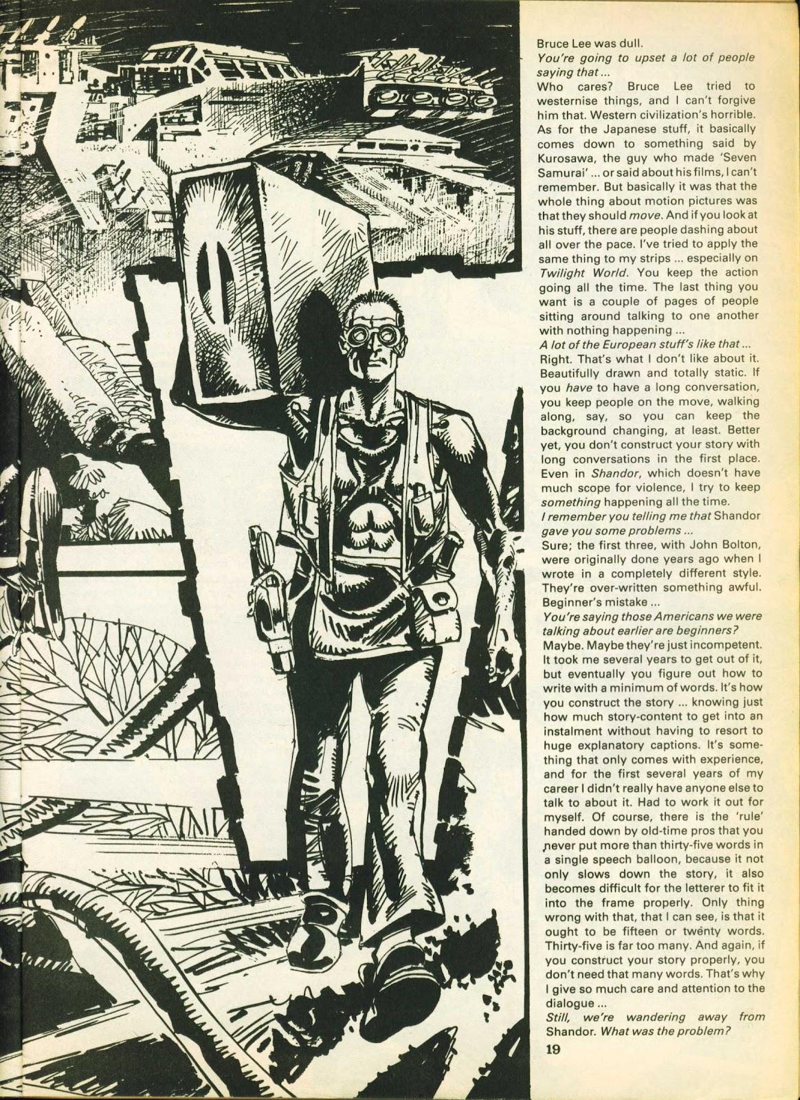 Warrior Issue #15 #16 - English 19