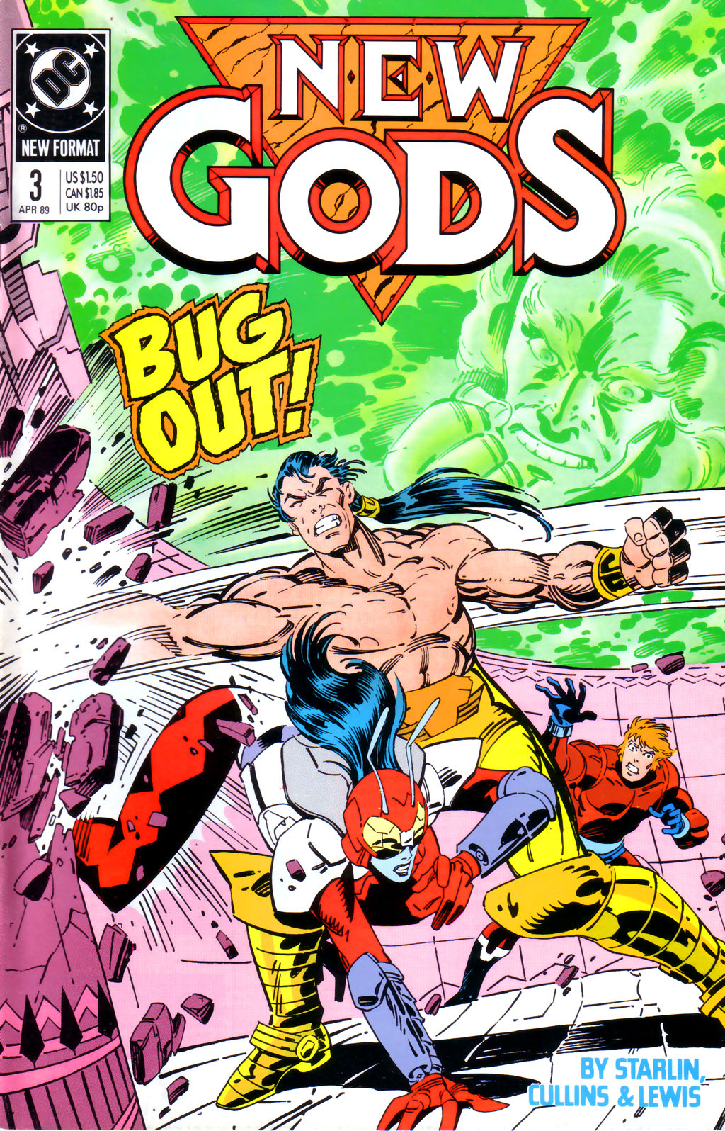 The New Gods (1989) 3 Page 1