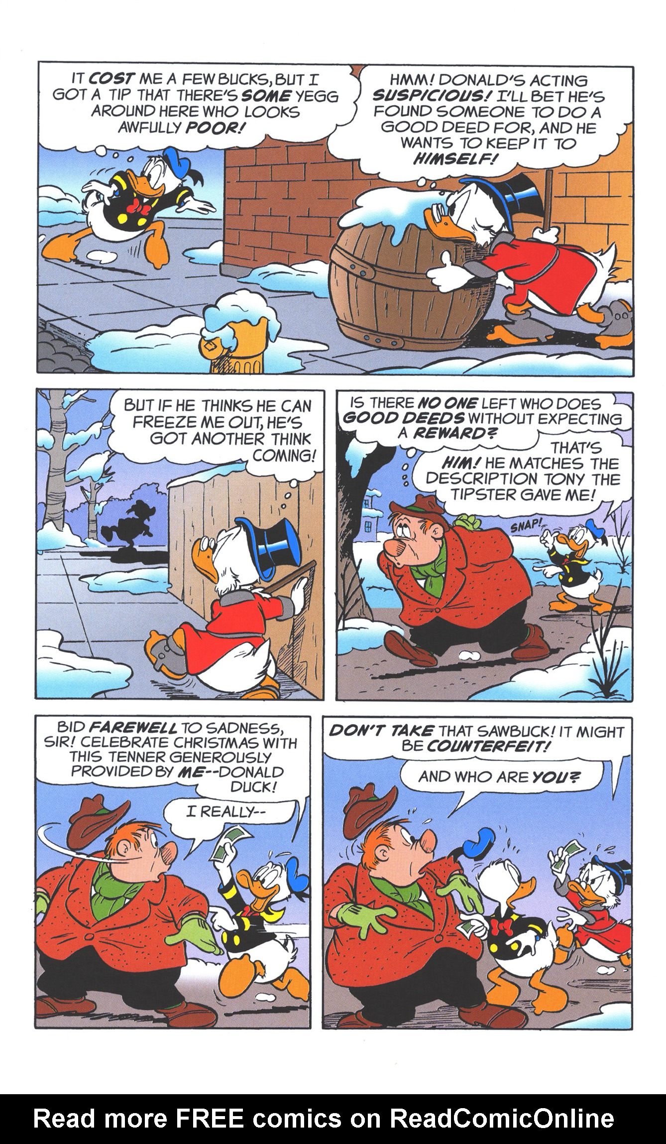 Read online Uncle Scrooge (1953) comic -  Issue #360 - 13