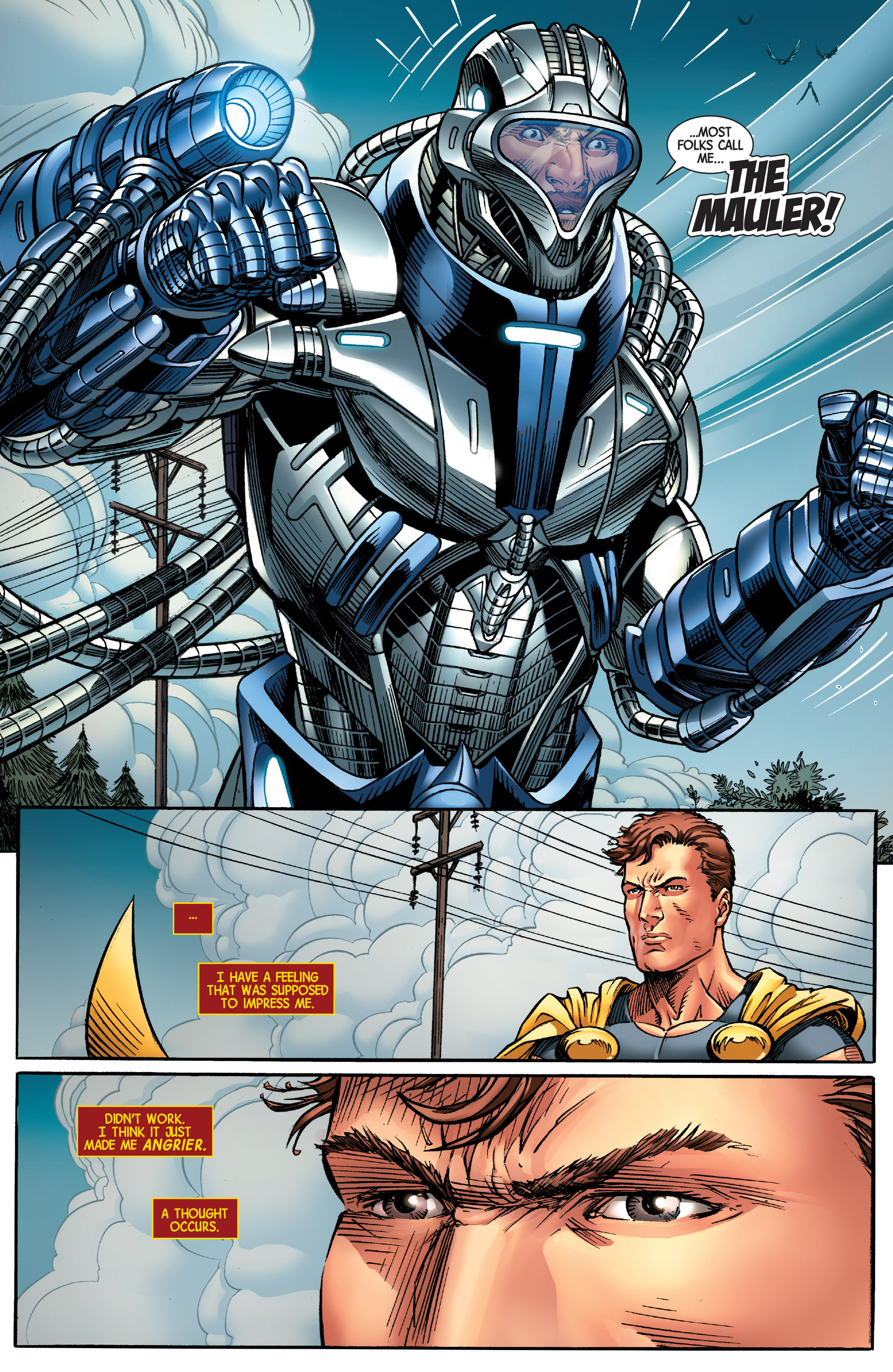 Read online Avengers (2013) comic -  Issue #34.1 - 21