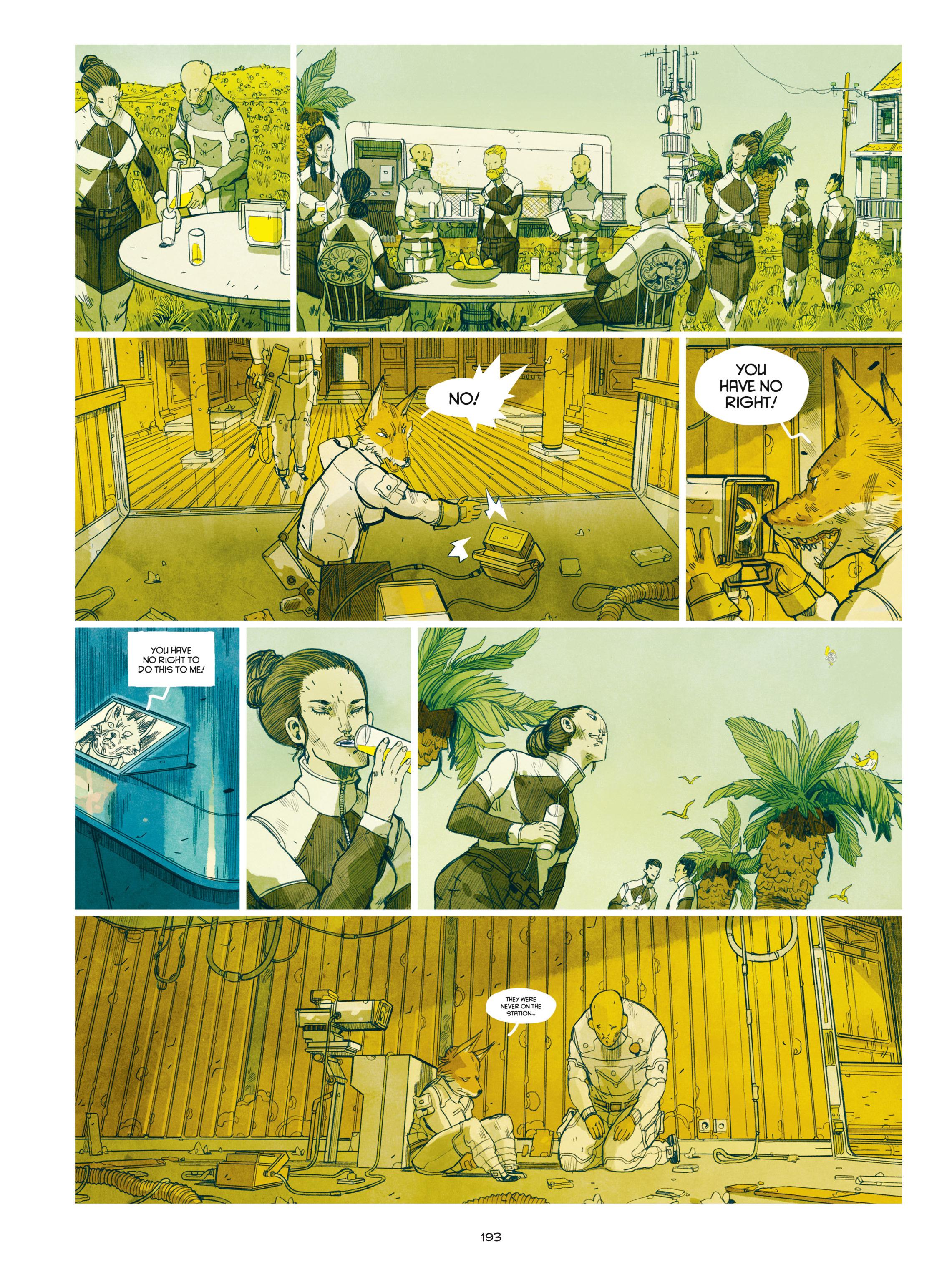 Read online Shangri-La comic -  Issue # Full - 194
