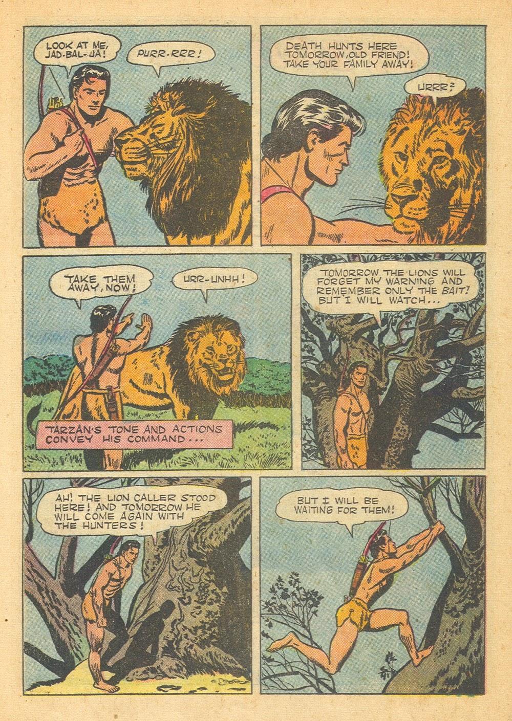 Tarzan (1948) issue 57 - Page 28