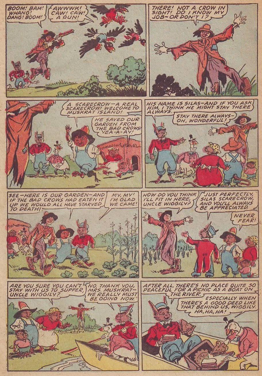 Read online Animal Comics comic -  Issue #28 - 50
