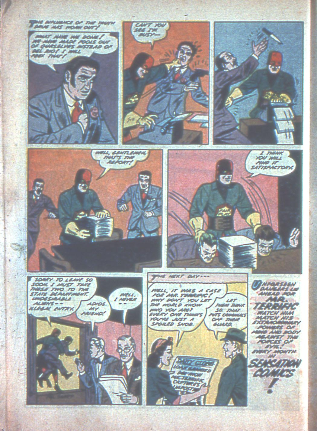 Read online Sensation (Mystery) Comics comic -  Issue #3 - 32