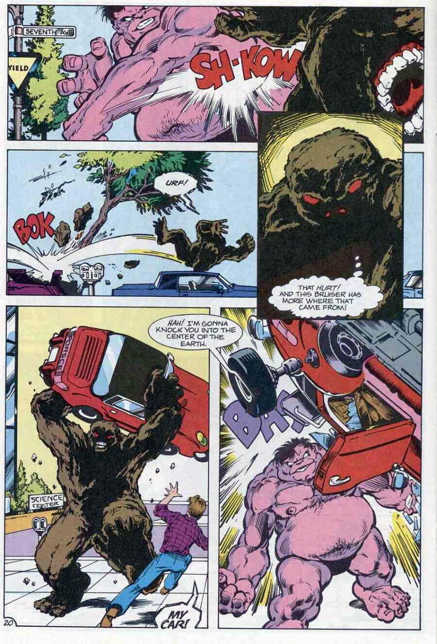 Elementals (1984) issue 1 - Page 21