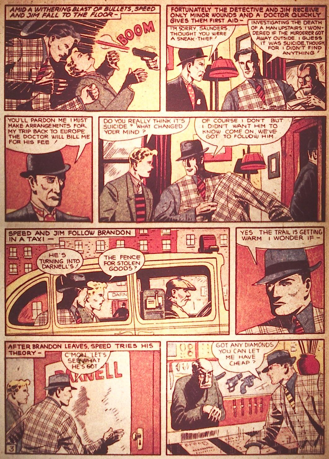 Read online Detective Comics (1937) comic -  Issue #18 - 5