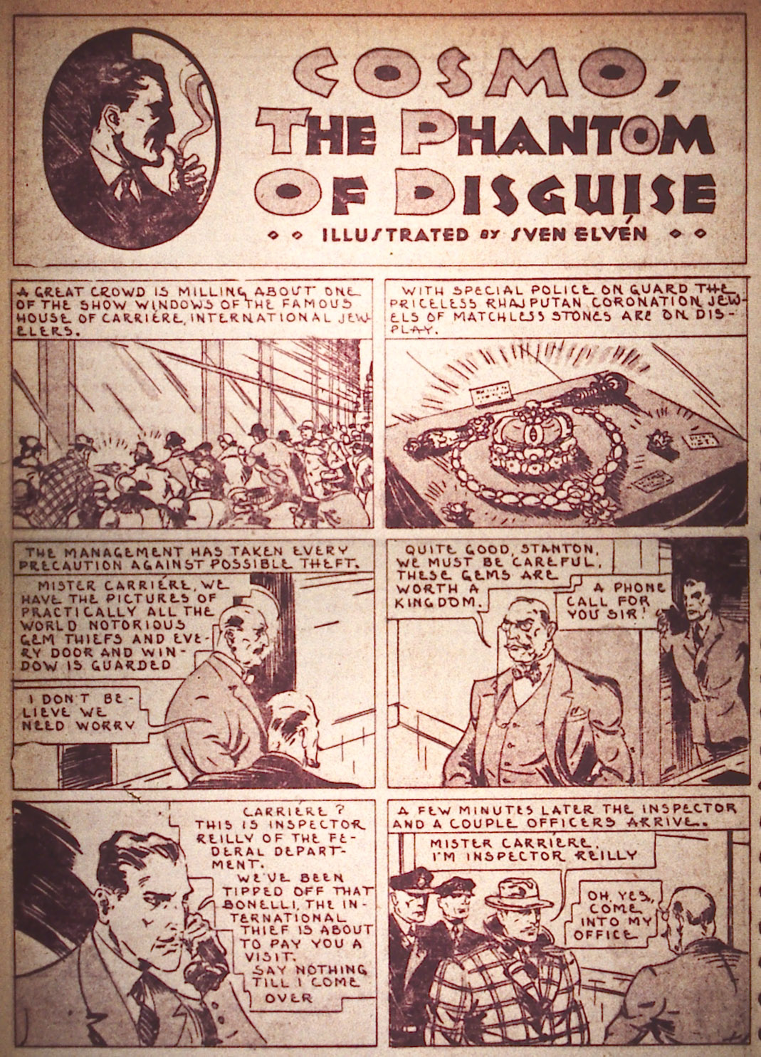 Read online Detective Comics (1937) comic -  Issue #22 - 48