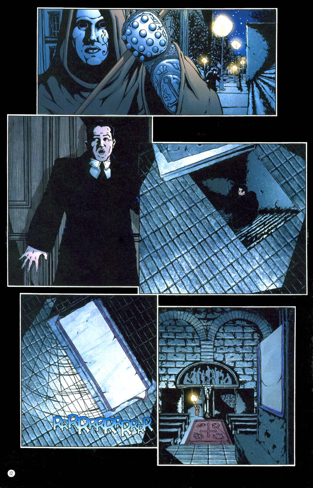 Read online Rex Mundi comic -  Issue #6 - 15