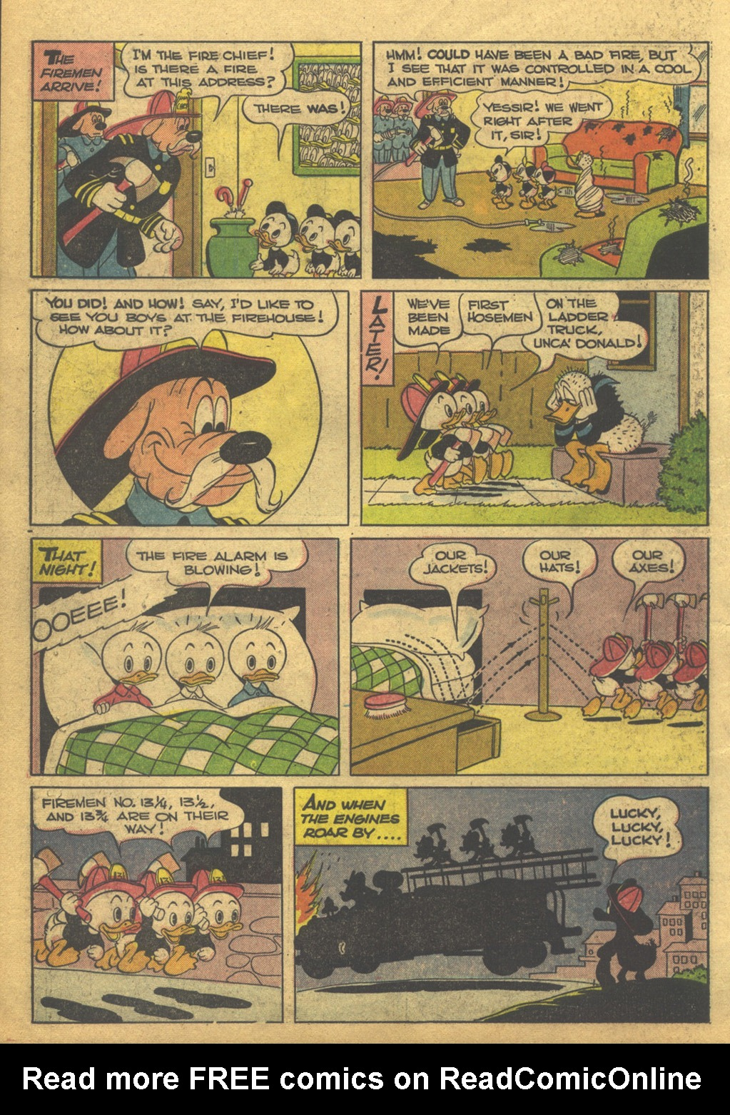 Walt Disney's Comics and Stories issue 86 - Page 12